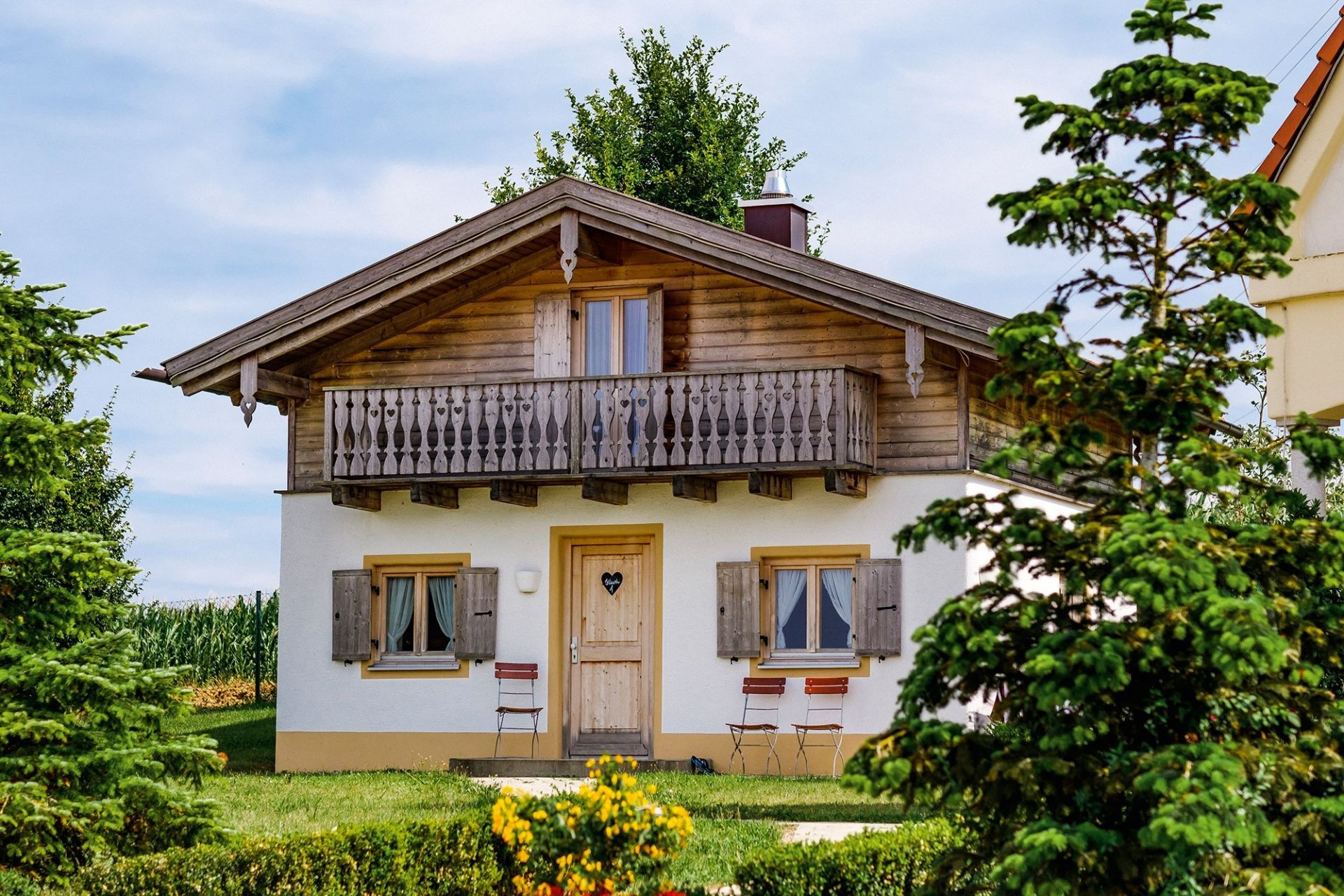 Wohnen Vital Dorf Vital Camping Bayerbach